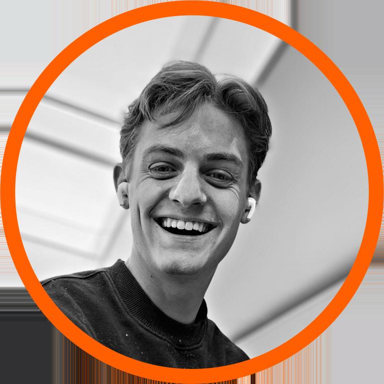 Damian Amweg - Profielfoto